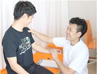 KAEDE鍼灸整骨院&リラクゼーションの問診